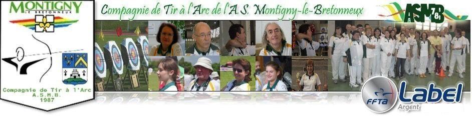 site de la Compagnie de Tir à l'Arc de l'AS Montigny le Bretonneux